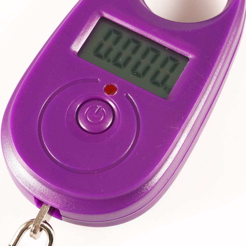 Brand 25KG Mini Purple Display Hanging Elegant Max 61% OFF Luggage Pock Fishing Hook