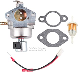 Dxent 20 853 33-S Carburetor fit Kohler 20 853 01-S 02-S 14-S 16-S 33-S 42-S 43-S Parts KIt Kohler SV590 SV591 SV600 SV601 SV610 SV620 CV CV490 CV491 CV492 CV493 Carb 12 853 117-S Engine Lawn Mower