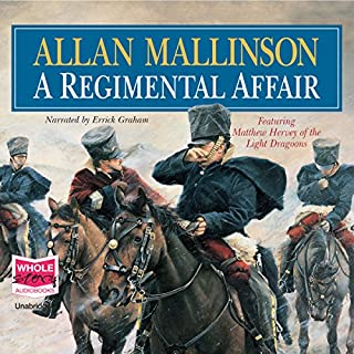 A Regimental Affair cover art