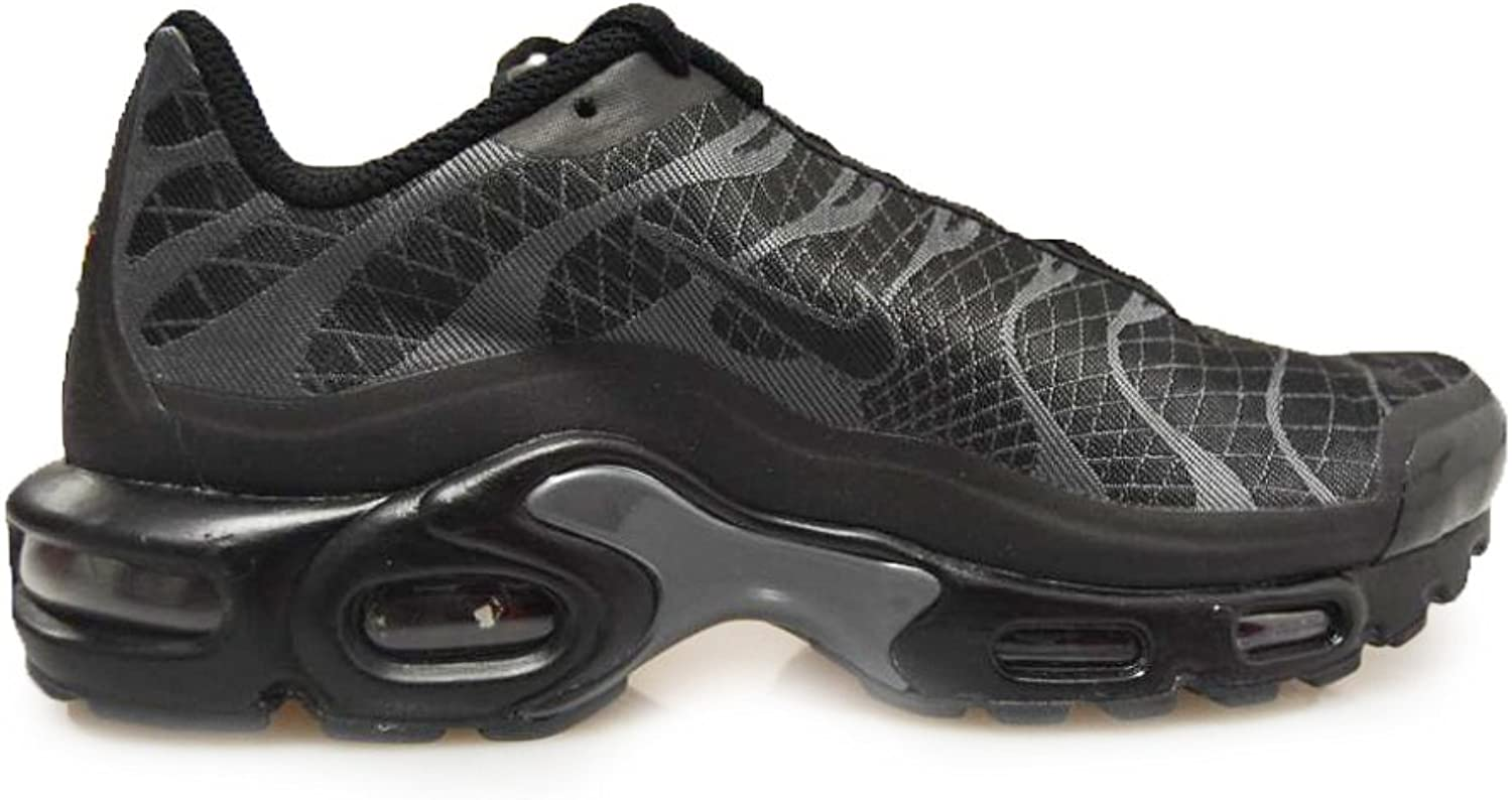 Nike Mens Air Max Plus JCRD-UK 6   EUR 40   US 7 Black