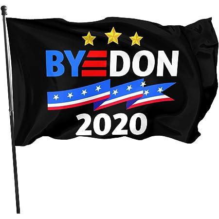 BIDEN HARRIS Flag President 2020 3x5 Banner Election Trump HELL NO Funny Joe USA