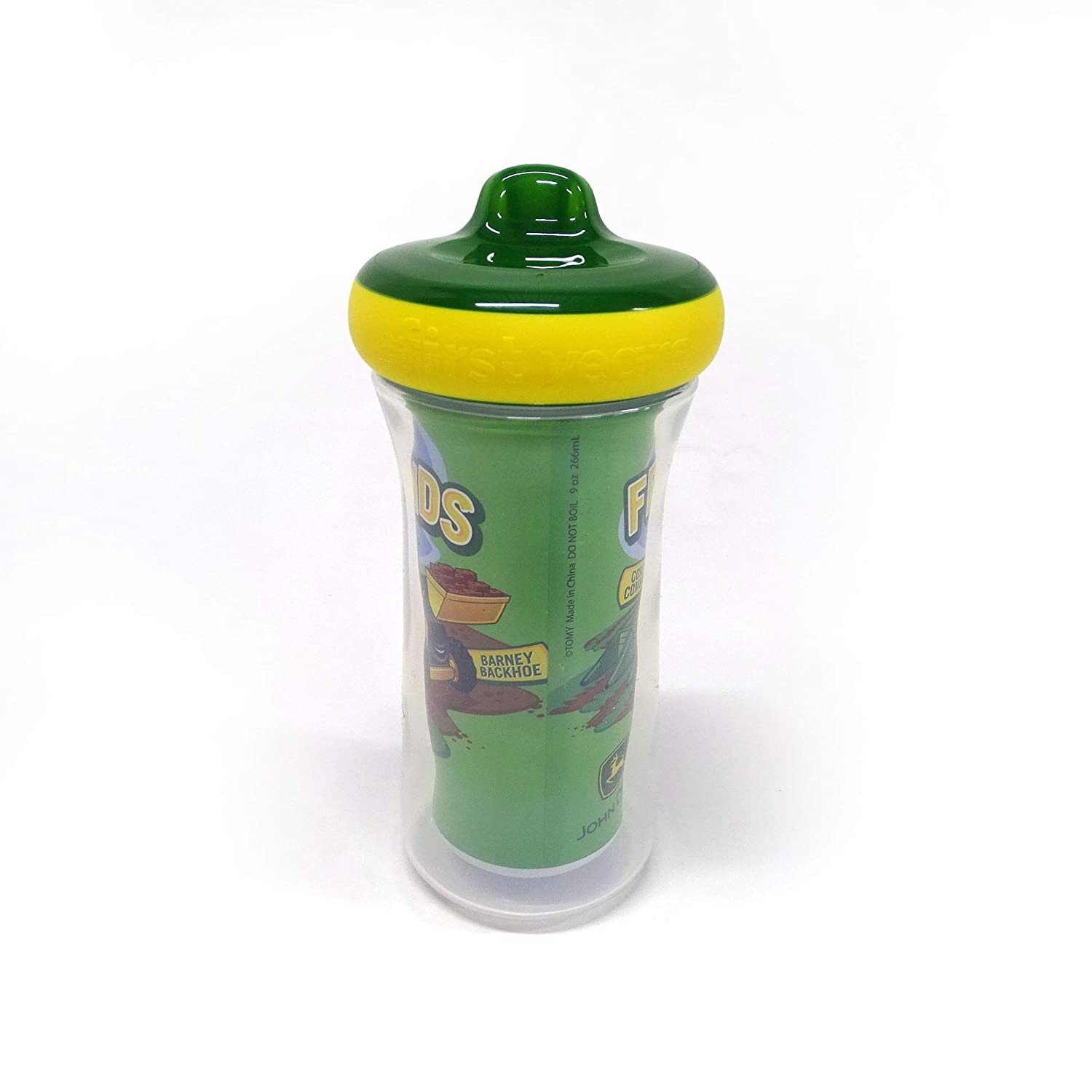 John Discount is also underway Deere Insulated 9oz Manufacturer OFFicial shop Sippy 1pk Cup