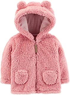 Baby Girls' Sherpa Jacket (Baby)