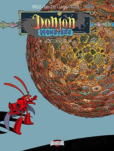 Donjon monsters, tome 3 : La Carte majeure