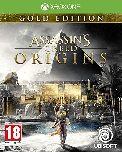 Assassin's Creed Origins Gold Edition - Xbox One [Importación inglesa]