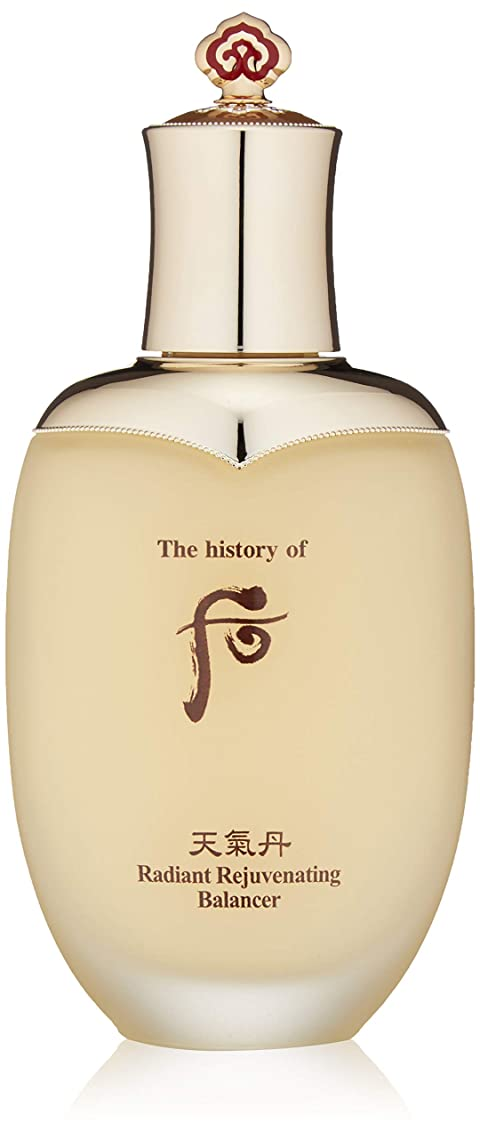 松の木無許可上陸后 (The History Of 后) Cheongidan Radiant Rejuvenating Balancer 150ml/5oz並行輸入品