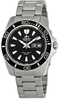 Orient Mako XI Automatic Black Dial Mens Watch FEM75001BR
