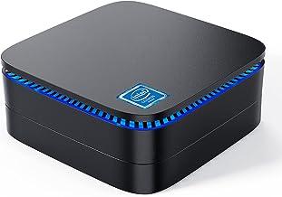 Mini PC Windows 10 Pro, 8GB RAM/128GB SSD Mini Desktop...