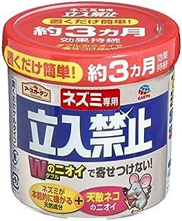 アースガーデン ネズミ専用立入禁止置くだけゲルタイプ 250g
