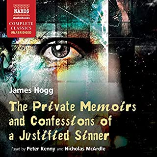 The Private Memoirs and Confessions of a Justified Sinner cover art