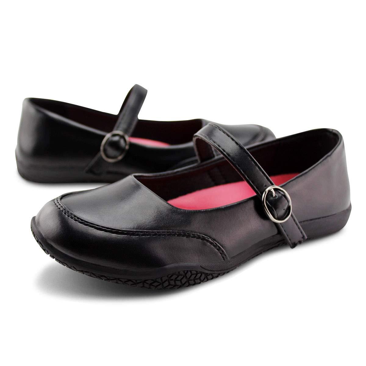 Shoes Classic Uniform Dress Flats