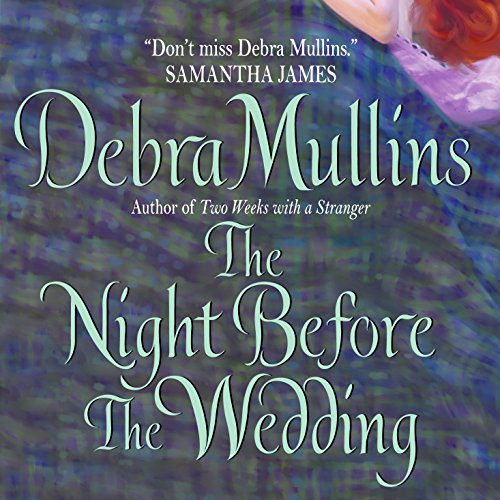 The Night Before the Wedding audiobook cover art