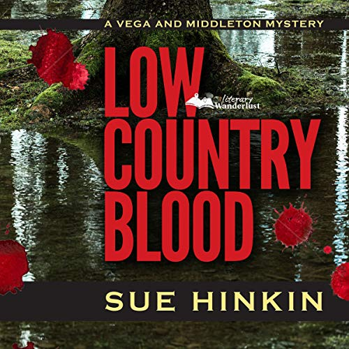 Low Country Blood audiobook cover art