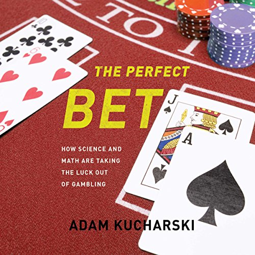 Perfect Bet audiobook cover art