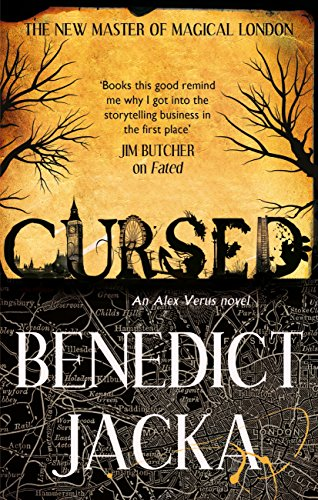 Cursed: An Alex Verus Novel from the New Master of Magical London (English Edition)