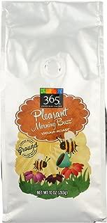 365 Everyday Value, Pleasant Morning Buzz Vienna Roast Ground Coffee - Bag, 10 Ounce