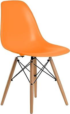 ecc. Ufficio Blu Stile Casual Ristorante per Sala da Pranzo Stile Retr/ò Cucina BenyLed Set di 4 Sedie da Pranzo in Tessuto Patchwork