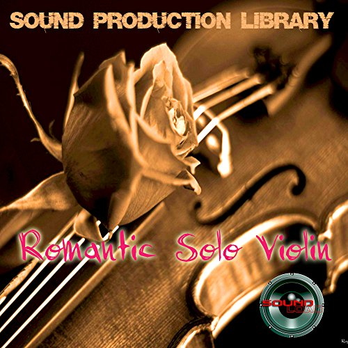 Save %58 Now! ROMANTIC SOLO VIOLIN - HUGE Original Multi-Layer Samples Library on 4 DVD