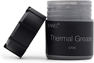 GENNEL Carbon Based High Performance Thermal Paste, High Stability and Durability, Thermal Compound Grease for Processor, ...
