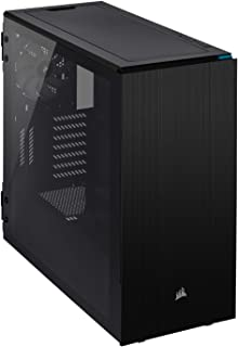 Corsair Carbide 678C Tempered Glass -Black- ミドルタワー型PCケース CS7552 CC-9011167-WW