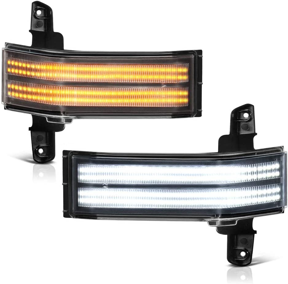 Sequential Turn Signal VIPMOTOZ NEW before selling ☆ Switchback Side LED Full Max 60% OFF Black