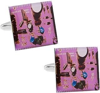 コンピューター サーキットボード 配電盤 カフス カフスボタン カフリンクス n01443