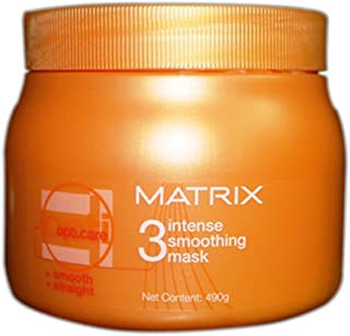 Matrix Opti Care Smooth and Straight professional ultra smoothing masque, 490g - HerbalStore_24*7