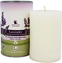 product image for Way Out Wax, Candle Pillar Lavender 3 X 4.5