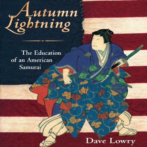 Autumn Lightning audiobook cover art