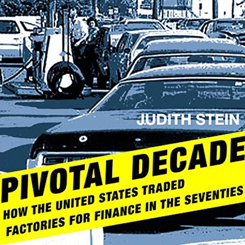 Pivotal Decade audiobook cover art