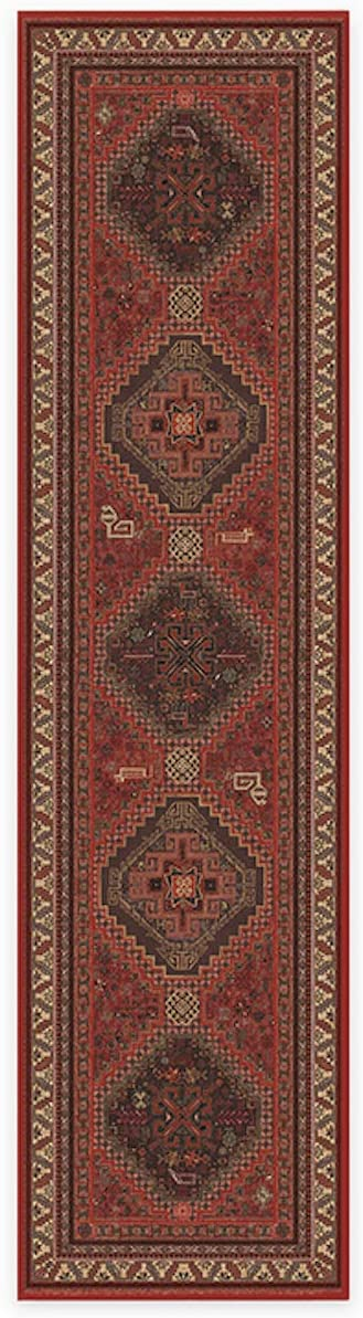 RUGGABLE Excellent Machine Washable Runner Rug Discount mail order - Farmhouse Founder's Colle