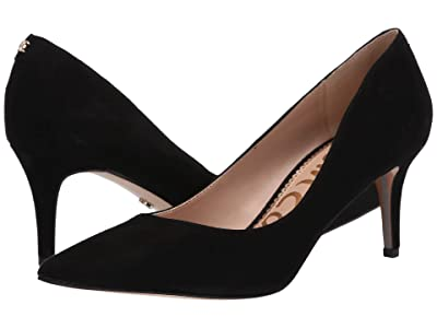 Sam Edelman Jordyn (Black Suede Leather) Women