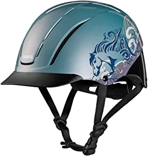 TROXEL Sky Dreamscape Spirit 2017 Design ♦ #1 Equestrian Riding Adjustable Helmet ♦ ASTM/SEI Certification