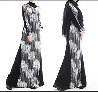 LJMSL Abayas Luxury Velvet Abaya Islamic Maxi Dress Cardigan Boutique Long Robe Gowns Jubah Kimono Ramadan Arabic Islamic ...