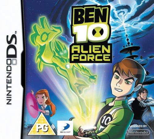 Ben 10: Alien Force (Nintendo DS) [Importación inglesa]