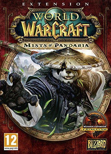 World of warcraft : Mists of Pandaria - [Edizione: Francia]