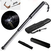 Retractable Outdoor Pocket Self Defense Teleskop Pen Stick Tools Drei Sektion