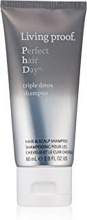 Living Proof Perfect Hair Day Triple Detox Shampoo, 2 Fl Oz