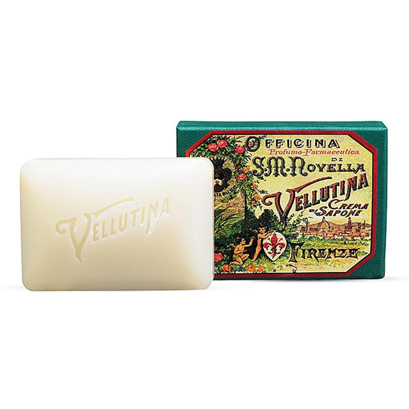 未来目を覚ます公(サンタマリアノヴェッラ) Santa Maria Novella Sapone Vellutina 63149110026 (海外直送品)