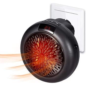 Insta Heater - Mini Estufa Eléctrica Portátil Calefactor Cerámico ...