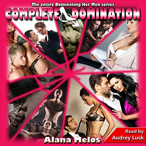 Complete Domination audiobook cover art