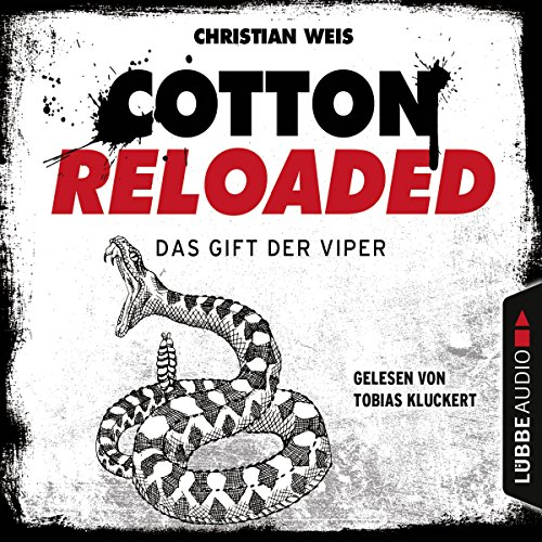 Das Gift der Viper (Cotton Reloaded 43) Titelbild