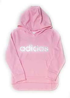 adidas Toddler Girls Pullover Athletic Hoodie Jacket