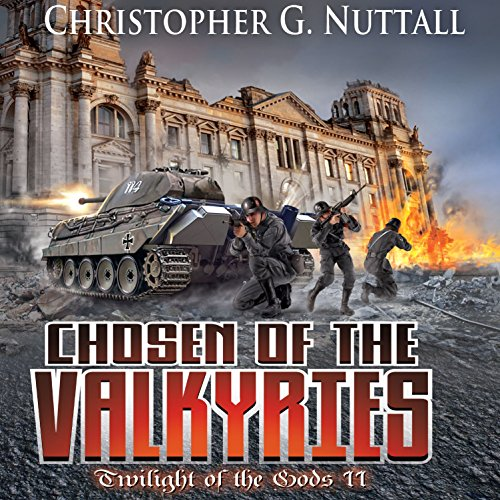 Chosen of the Valkyries cover art