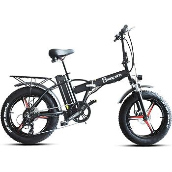 Shengmilo Bicicleta eléctrica MX20-PLUS 500W, Bicicleta eléctrica ...