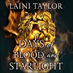 Days of Blood and Starlight cover art
