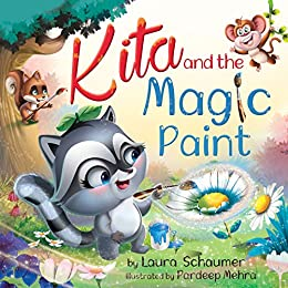 Kita and the Magic Paint by [Laura Schaumer, Pardeep Mehra]