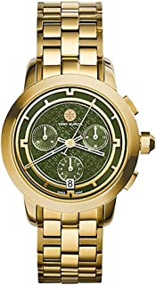 Watch For Women By Tory Burch, Gold, Trb1023, Analog Display