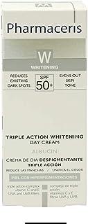 Pharmaceris Whitening ALBUCIN triple action whitening day cream (SPF 50) 30ml