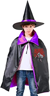 Goblin Slayer No More Goblins Unisex Kids Hooded Cloak Cape Halloween Party Decoration Role Cosplay Costumes Outwear Purple